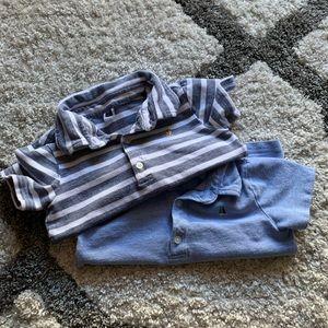 2 janie and jack shirts